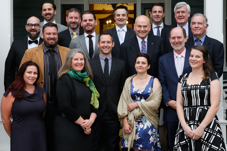 2014 Len Evans Tutorial Scholars