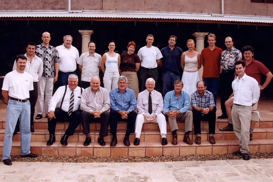 2002 Len Evans Tutorial Scholars