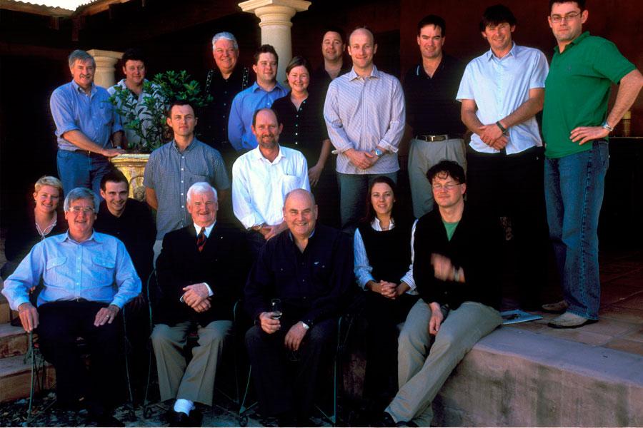 2003 Len Evans Tutorial Scholars