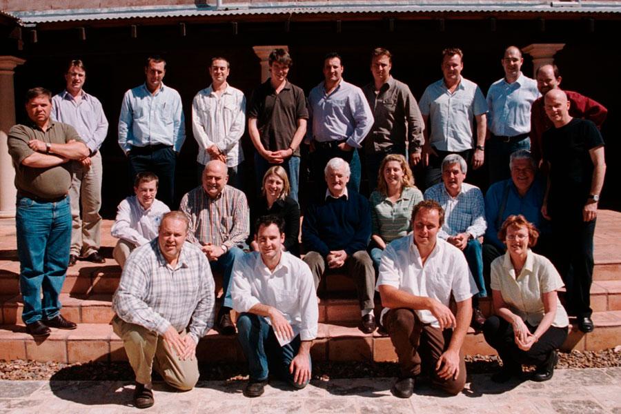 2004 Len Evans Tutorial Scholars