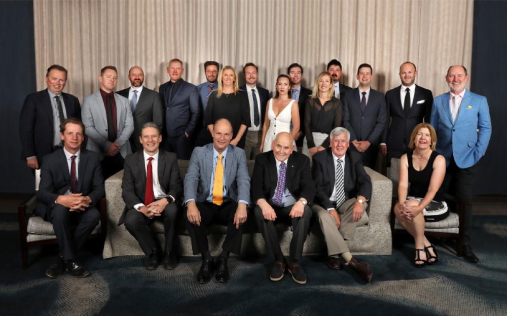 2019 Len Evans Tutorial Scholars
