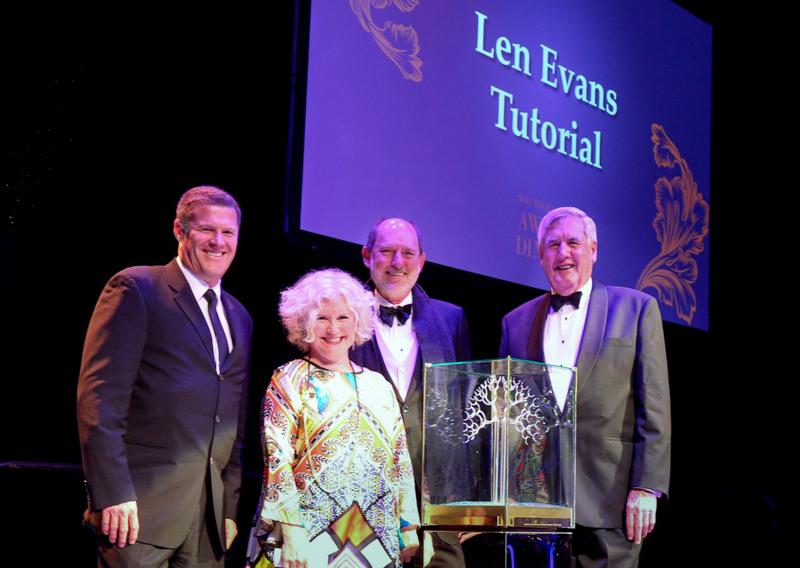 Len Evans tutorial claims the Maurice O'Shea
